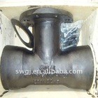 Ductile Iron Socketed Flange Tee Fitting (BS EN545)