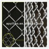 MT Diamond Hot Gal.Chain link security fence supplier
