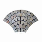 Interior Decoration Mosaic Floor Stone Art for Car Parking