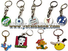 cartoon key chain