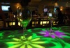 Interactive table top projection solution for restaurant