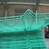 Powder spraying Welded Panel Fence