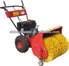 Tractor Snow blower with triangle crawler,7 HP for exporting