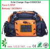 1.35W 1800MAH Solar Camping Hiking Traveling Backpack
