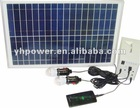 home solar system 20W for home lighting