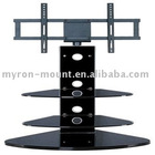 Steel and Tempered Glass TV Furniture stand (SAV2203)