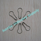 Plated grey color 22mm size steel gourd pins