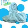 PE nonwoven pp overshoes medical blue plastic disposable shoe cover