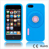Factory design fashionable popular silicone case for phone