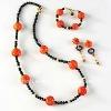 2011 Yiwu Fashion beads jewelry set