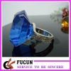 2012 hot sale Crystal Napkin Ring for tables