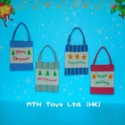 Holiday canvas hang bag