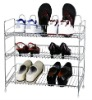 family stainless steel shoes rack