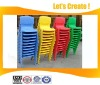 2012Hot Sales safety plastic kid's chair
