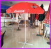 HOT SALE coca cola promotional umbrella