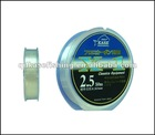 2012 invisible fluorocarbon fishing lines 0.205-0.285mm