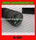 Tactical green laser sight shooting device
