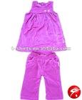 Lovely baby girl clothing set