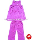 Lovely baby girl clothing set