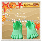2012 Hot sales fashion silicone pvc slipper