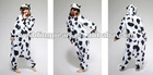 2013 Fashion one-piece fleece jumpsuit for lady and children