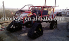 ATV Rubber Track system LEVE-320