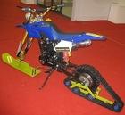 Rubber Belt Dirt Bike/Pit Bike