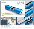 megaphone cool gadgets Music angel speaker portable mini speaker flash memory mini speaker