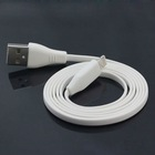 1M Flat Lightning to USB Cable for iPhone 5 5G Data Sync Charging