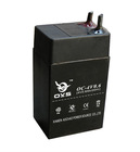 rechargeable battery 4V0.6Ah