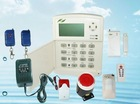 personal alarm system gsm based with lcd display