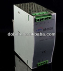 175W Din Rail Mounted 24VDC 3.2A Output Industrical Power Supply Supplier