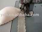Sell lingerie lace cutting/welding machinery