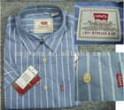 2012 guangzhou latest shirt designs for men wholesale