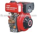air cooled diesel engine 186F