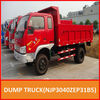 CNJ3040ZEP31B5(490EP30AR328) Tipper lorry