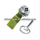 A-705 zinc alloy furniture cabinet lock cam lock for panels
