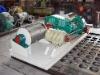 winch aluminum slab casting