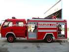 DongFeng 4*2 fire fighting vehicle manufacturers