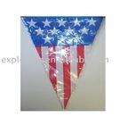 PE hanging flag
