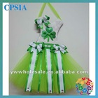 Cotton Ribbon Christmas Hairbow Holder Tutu Bow Holder