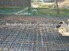 Headerboard steel bar truss girder flooring deck