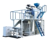 Water cooling PP Film Blowing Machine