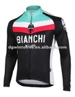 Bianchi Kando Long Sleeve Cycling Jersey,cycling clothing