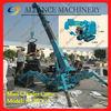 61 Mini Size Crane Hoist Wood Crane