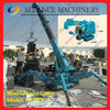 61 Mini Size Crane Hoist Wood Crane