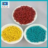 plastic colorant for injection blown-film fiber-drawing
