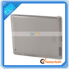 Wholesale! Back Soft Gel Case for iPad 2 Clear