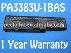 New Lithium-ion Laptop Battery for Toshiba PA3383U-1BRS