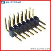 2.54mm pitch right angle pin header female connector